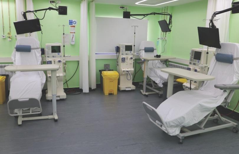 افتتاح قسم الكلى في مستشفى المياس-شتورا