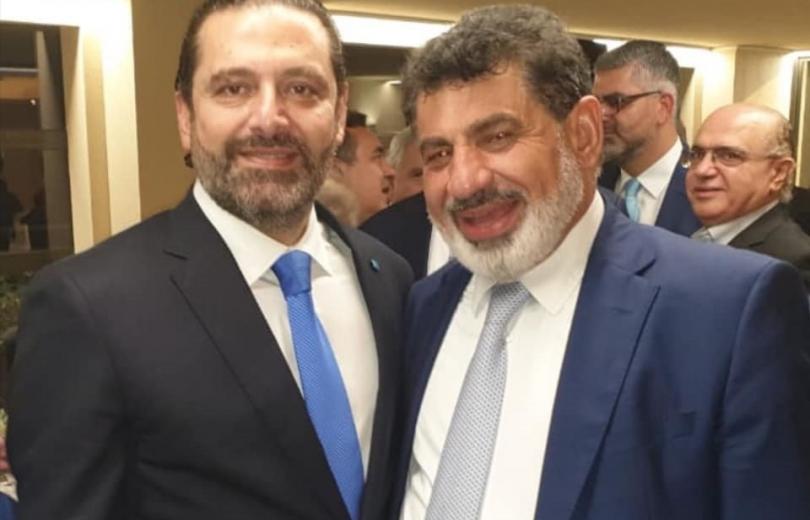 سلّوم شارك في الوفد اللبناني الى الامارات ودعا الى تفعيل العلاقات الاقتصادية بين الدولتين