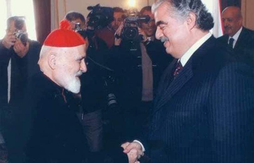 نازك الحريري تنعي الرجل العزيز جدا على عائلة الرئيس الشهيد الحريري