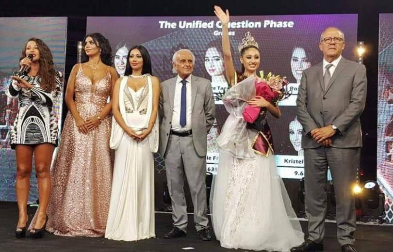 ماري جوزيه تنوري ملكة جمال زحلة  للعام 2019