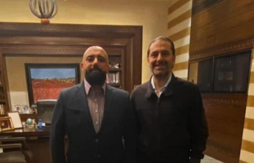 زياد نور الدين عراجي يضع مبادرة انمائية واقتصادية بتصرف الرئيس سعد الحريري