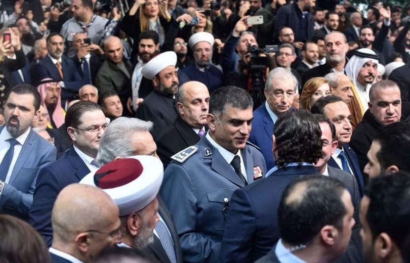 ماذا قال وزير الداخلية عن مشاركة ضباط في ذكرى استشهاد الرئيس الحريري ؟