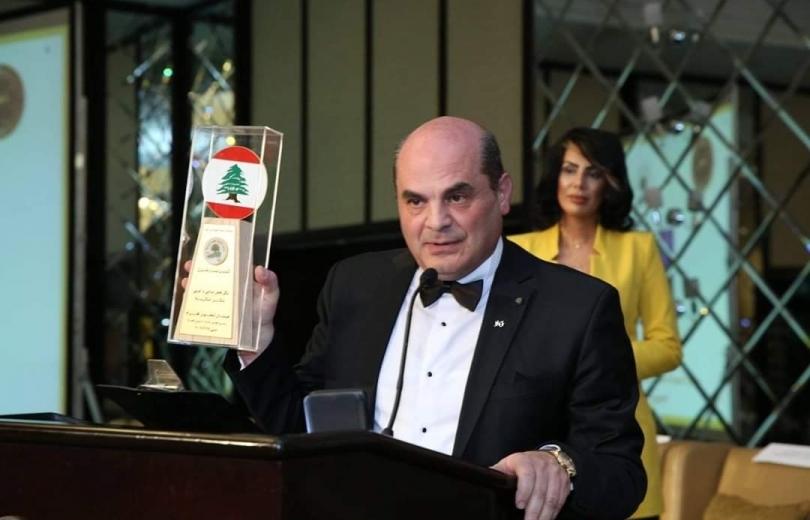 ميشال إفرام  فخر العرب