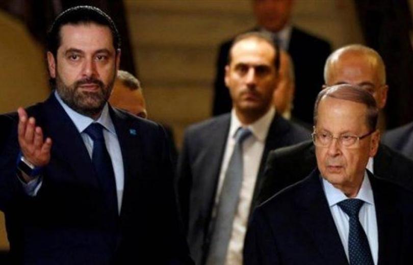 صدام عون - الحريري يعنف: الفراغ أو جبهة معارضة