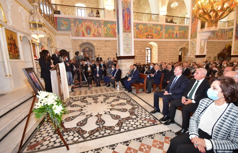 رئيسة الكتلة الشعبية في ذكرى غياب سكاف: لا خيمة سياسية فوق رأس أحد مهما كانت الاسباب والدوافع