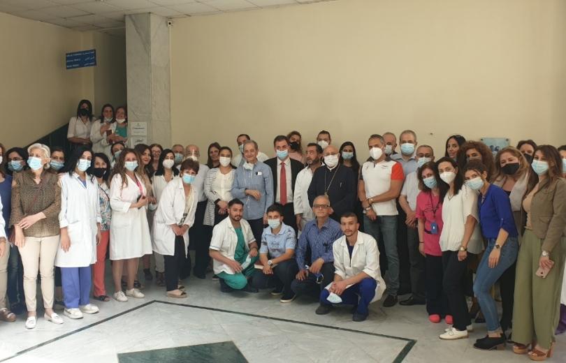تل شيحا تتضامن مع نقابتي الأطباء والمستشفيات الخاصة