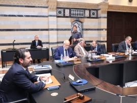 الحريري عن جلسة مجلس الوزراء كان بلاها الجلسة من اصلها