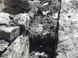 تنظيف المجاري المائية على طريق بيروت- دمشق وصولا الى مرجعيون