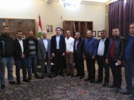 اكتمال عقد بلدية شهابية الفاعور