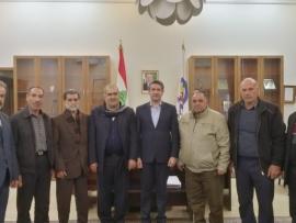 ابراهيم ناصر رئيسا لاتحاد بلديات شرق زحلة