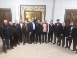 حسين الشوباصي رئيسا لبلدية سعدنايل