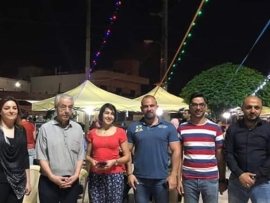 سوق رمضان الاول  في برالياس مساحة واسعة للترفيه والتواصل والتلاقي