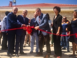 افتتاح درب قب الياس التاريخي والاثري