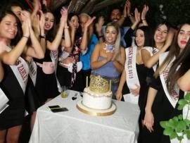 ملكات جمال زحلة في ضيافة السفيرة