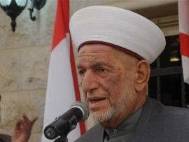 المفتي الميس الى وزير العمل عودوا عن قراراتكم بحق  المهجرين الفلسطينين