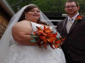 قصة ملهمة لزوجين قررا إنقاص وزنهما، و النتيجة خسارة 189 كيلوغلراما!