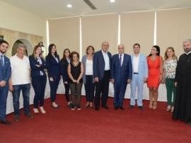 غاردينيا تستقبل المشاركين في مؤتمر الانتشار الزحلي