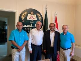 مدرسة غزة الخيرية الاسلامية مستمرة بادارة مجموعة آل ياسين