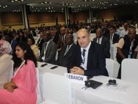 مدير عام الزراعة يتراس وفد لبنان الى مؤتمر الاطراف الرابع عشر لاتفاقية الامم المتحدة لمكافحة التصحر في نيودلهي الهند