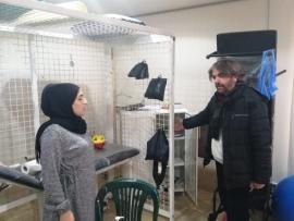 سرقة محتويات في جمعية حرمون في زحلة