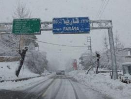 موجة قطبية تستوطن لبنان حتى نهاية الاسبوع المقبل وهذه تفاصيلها