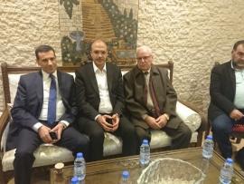 وزير الصحة حمد حسن : سنعمل على تفعيل الصناعات الدوائية