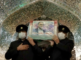 الإعلام الإيراني ينشر «القصة الكاملة» لاغتيال فخري زادة