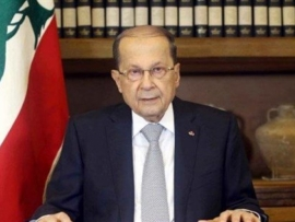 عون: لبنان يجمع على أرضه أسوأ أزمتين في العالم