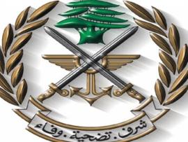 إزالة أنابيب لتهريب المازوت عند الحدود اللبنانية السورية