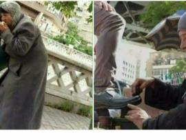 عجزة الشوارع بقلم ريما الغضبان