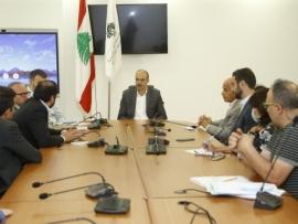 وزير الصحة التقى نقابتي مصنعي ومستوردي الأدوية: أولويتنا دعم الدواء وزيادة التصنيع محليا