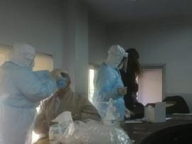 تفاصيل عن الإصابات الخمسة بالكورونا في رياق