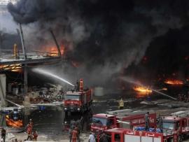 انفجار مرفأ بيروت.. نائبان بريطانيان يتحركان ضد شركة «مجهولة» مسجلة في لندن