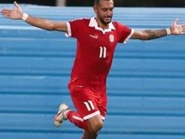 فوز تاريخي لمنتخب لبنان على سوريا في تصفيات كأس العالم