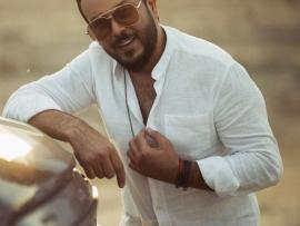 الفنان ليث كمال واغنية بعنوان البي زود مع المخرج فهد الخالد