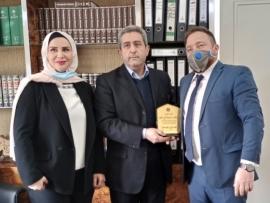 الدكتورة رنا عبد السلام شكر مديرة الحقوق والعلوم السياسية في البقاع