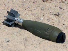 قذيفة صاروخية ورصاص على منزل نائب