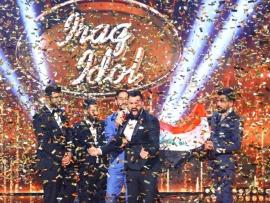 علي ليو يُتوّج بلقب الموسم الأول من برنامج العراق ايدول