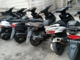 شعبة المعلومات تضبط شبكة لسرقة الدراجات النارية وتستعيد عددا منها