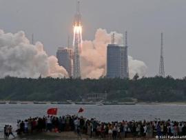 لماذا لا تسقط الدول الكبرى صاروخ الصين الكبير؟ 
