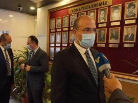 وزير الصحة اللبناني حمد حسن يواصل زيارته إلى تركيا