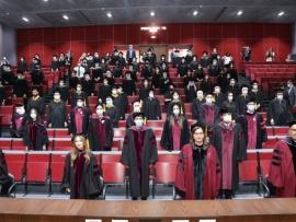حفل التخرج في جامعة بيروت العربية