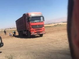 وزير الداخلية المولوي في سهل بدنايل للكشف على شاحنة النترات