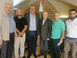 مجموعة ياسين الاستثمارية تهنئ الوزير بوشكيان