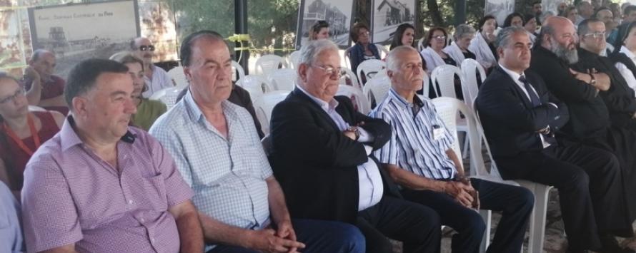 افتتاح الحديقة العامة والأسبوع السياحي الاول في رياق