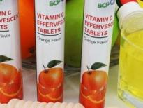 دعم المنشطات الجنسية واستثناء الفيتامين c